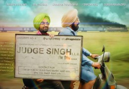 Ravinder Grewal's Upcoming Punjabi Movie Judge Singh LLB