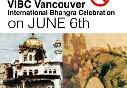 Why VIBC Bhangra Celebrations on June 6 should not take place: Indira Prahst
