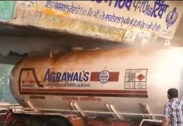 Ammonia gas leak from tanker in Doraha (Ludhiana), 6 dead, more than 100 affected