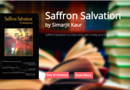 Saffron Salvation: E-Book of first English Novel on 1984 Sikh Genocide Released Online