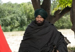 Amitoj Mann as Rachpal Singh Chandra in movie 'Gadaar The Traitor'