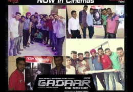 Distinct Public Reviews Of Punjabi Movie Gadaar-The Traitor: Now In Cinemas