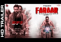 Gippy Grewal's Punjabi Movie 'Faraar' Official Trailer Released