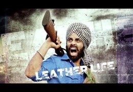 Punjabi movie Leather Life On Youtube |Full Movie | HD