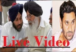 Harbhajan Maan clear himself about his relation with SAD Badal
