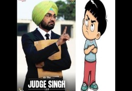 Children Copy To Judge Singh LLB|Ravinder Grewal's Upcoming Movie