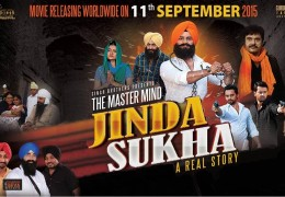 Most Awaited Movie 'Jinda-Sukha' Releasing On 11 September 2015