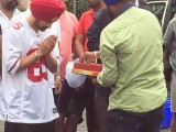 <b>Shooting of Diljit Dosanj...</b>