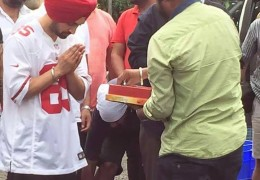 Shooting of Diljit Dosanjh's movie Ambarsariya starts