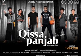 SIX LIVES, SIX STORIES, ONE FILM: UPCOMING MOIVE QISSA PANJAB