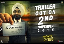 Ravinder Grewal's Punjabi Movie Judge Singh LLB: Trailer Releasing Today (2 Nov) at ‎4PM‬