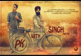 Punjabi Short Movie 'PK with SINGH' Released