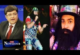 Kiku Sharda Arrested For Mimicking Gurmeet Ram Rahim : The Newshour Debate