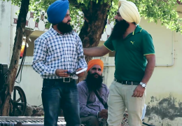 "PUNJABI SHORT MOVIE ""SAMBH SARDARI"" Review By Maninder Jeet Kaur"