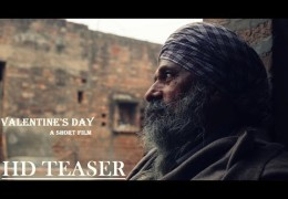 Teaser of Punjabi short movie 'Valentines Day' released by Panj Teer Records