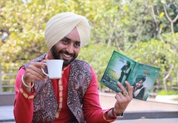 "Satinder Sartaaj's Album""Hazaarey Wala Munda"" Released By Shemaaroo"
