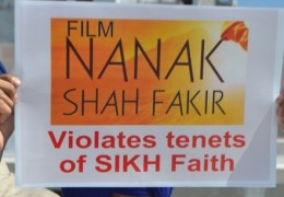 "Indian state sees ""National Integration"" in film violating Sikh tenets"