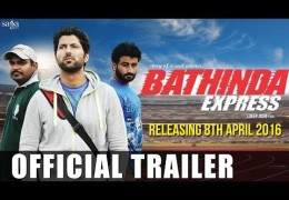 Ready To Run Bathinda Express In Cinemas On 8 April 2016