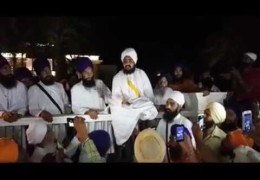 Bhai Ranjit Singh Dhadrianwale tells about Ludhiana attack in Detail (Video)