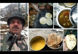 Viral BSF Jawan (Indian Army) Video | Poor Quality Food !