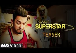 Aamir Khan's Next Movie In 2017: SECRET SUPERSTAR