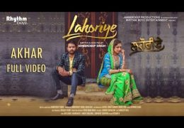 "Song ""Akhar"" (Full Video) 