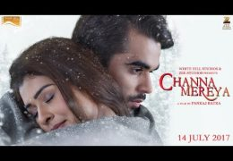 Movie 'Channa Mereya' Official Trailer Released – Starring Ninja & Amrit Maan