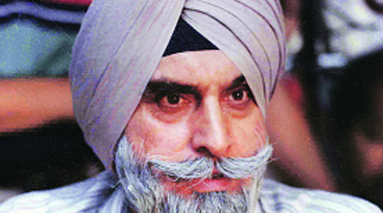 Ex Punjab Police DGP KPS Gill Died