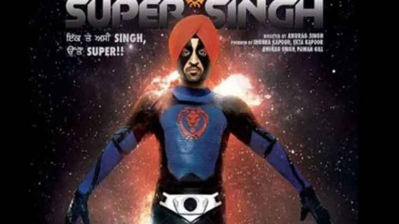 Controversy surrounding Diljit Dosanjh's Super Singh Movie: SGPC Forms Panel to Scrutinize Film