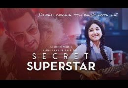 Aamir Khan's New Movie 'Secret Superstar' Trailer Released