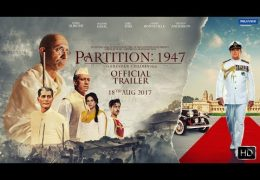 "Movie Trailer ""PARTITION:1947"""