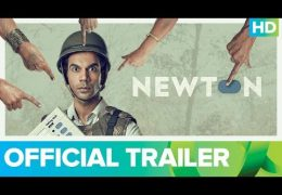 "Rajkummar Rao's Movie ""Newton"""