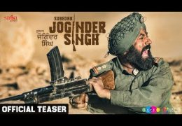 "Gippy Grewal's New Movie ""Subedar Joginder Singh"" Teaser Out"