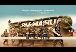 PARMANU: The Story Of Pokhran TEASER OUT | John Abraham, Diana Penty, Boman Irani