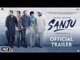 Sanjay Dutt's Biopic | Ranbir Kapoor's Movie Sanju Official Trailer Out: Directed by Rajkumar Hirani