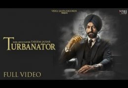 "Tarsem Jassar's New Punjabi Song ""Turbanator"" Released"