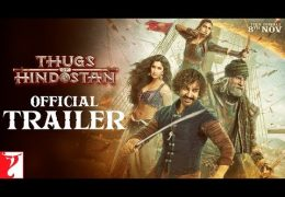 Thugs Of Hindostan Official Trailer Out  | Starring: Aamir Khan, Katrina Kaif, Fatima,Amitabh Bachchan,