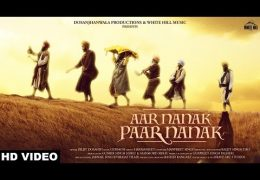 "DILJIT DOSANJH  New Song ""Aar Nanak Paar Nanak"" (Full Video) Released"