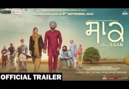 Punjabi Movie Saak Releasing on 6th Sept 2019 | Staring Jobanpreet Singh,  Mandy Takhar