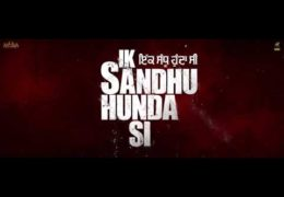 "Upcoming movie ""Ik Sandhu Hunda Si"" Pre teaser released, Staring:  Gippy Grewal 